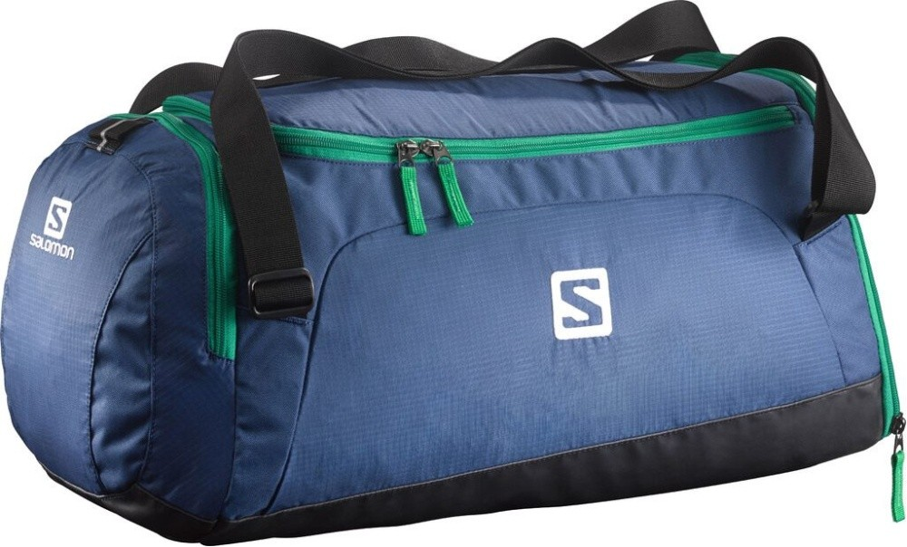 taška Salomon Sport bag S midnight blue/green 15/16