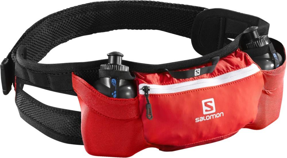 běžecká ledvinka Salomon Energy belt bright red 16/17