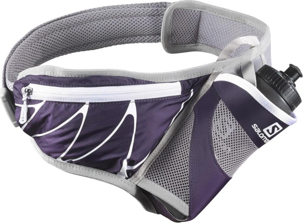 běžecká ledvinka Salomon Sensibelt purple velvet/white