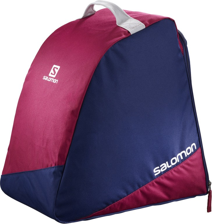 taška Salomon Original Boot Bag beet red/medieval blue