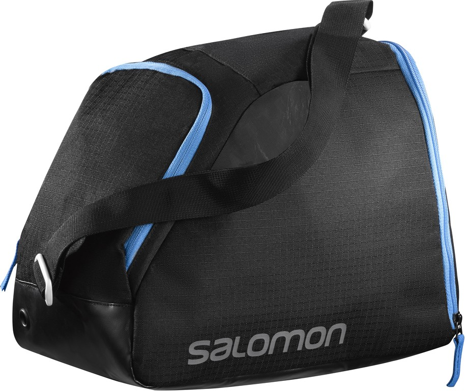 taška Salomon Nordic Gear Bag black/process blue