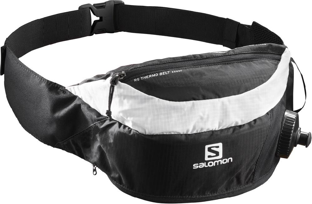 běžecká ledvinka Salomon RS Thermobelt black