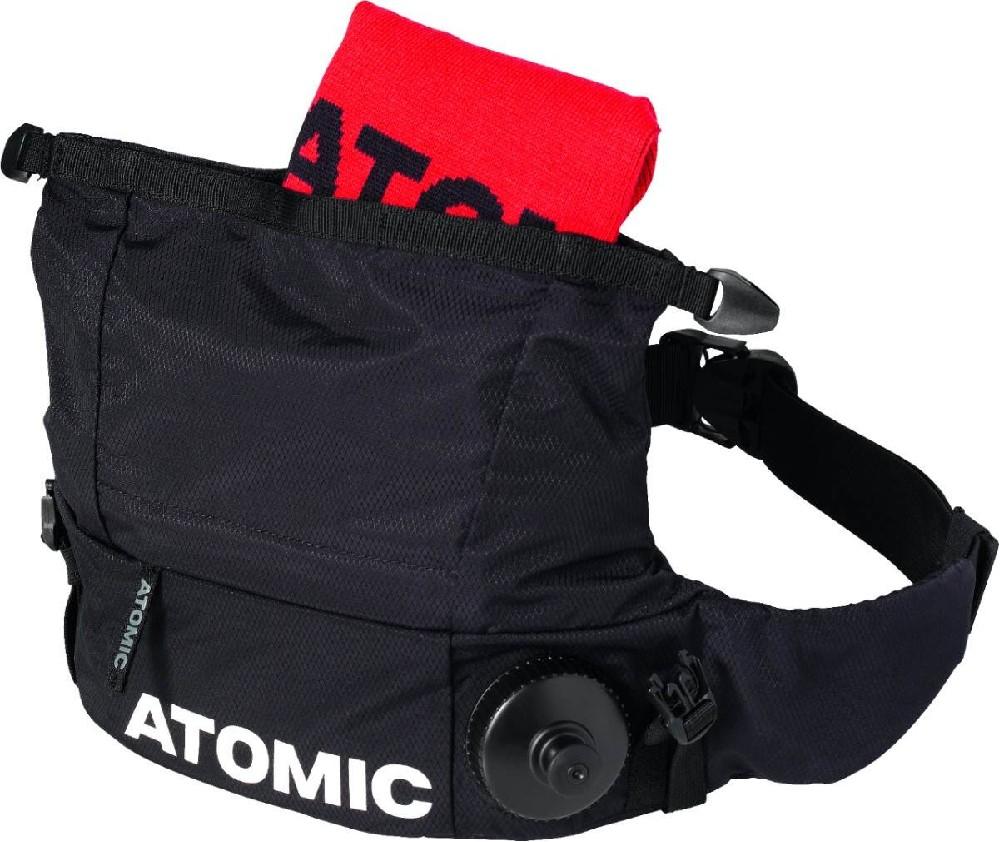 ledvinka ATOMIC Thermo bottle belt black/white 18/