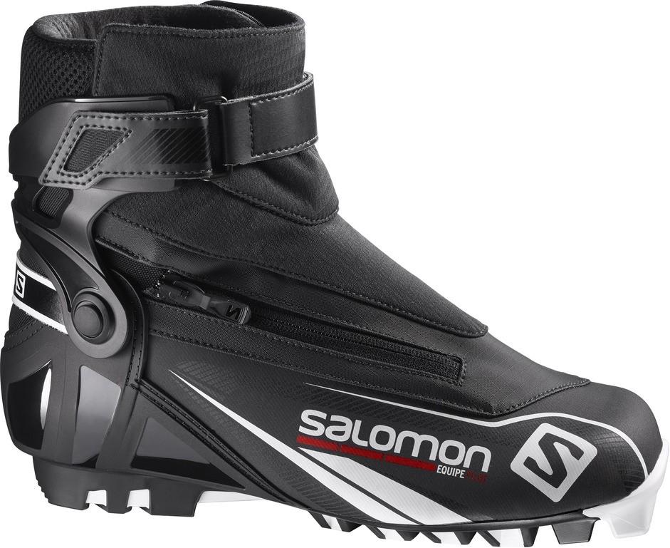 fb240b39553 boty na běžky Salomon Equipe Pilot SNS 16 17 empty