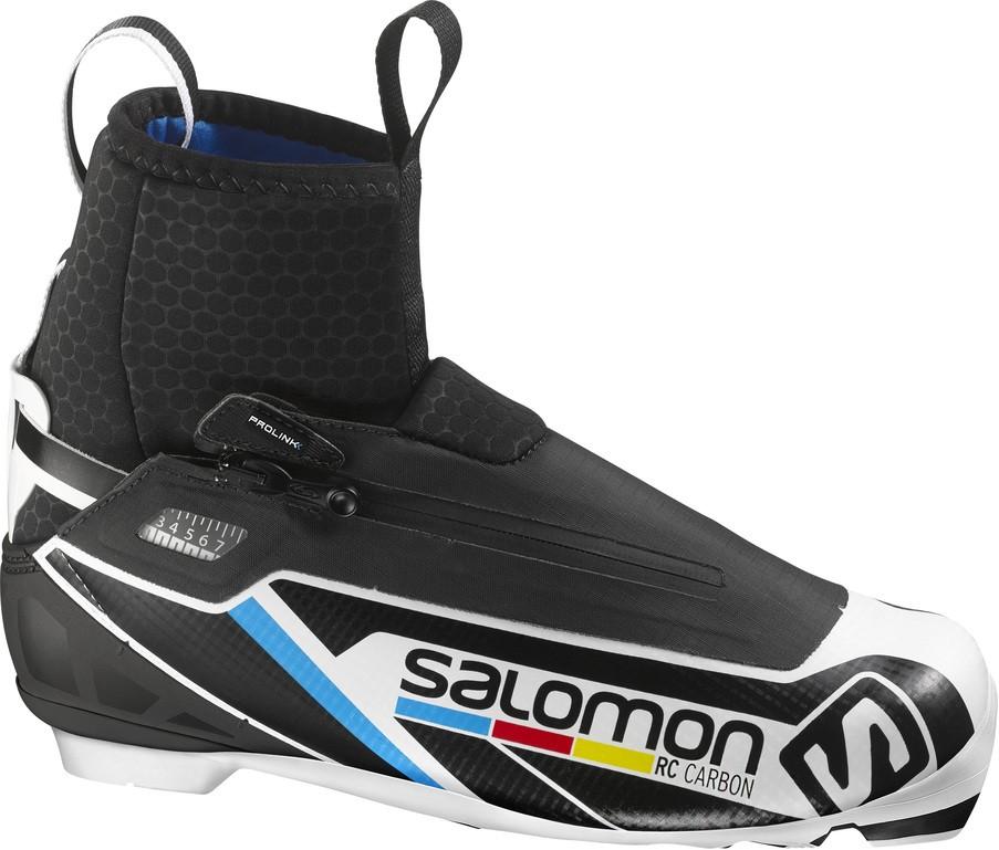 7329f22765d boty na běžky Salomon RC Carbon Prolink 16 17 empty