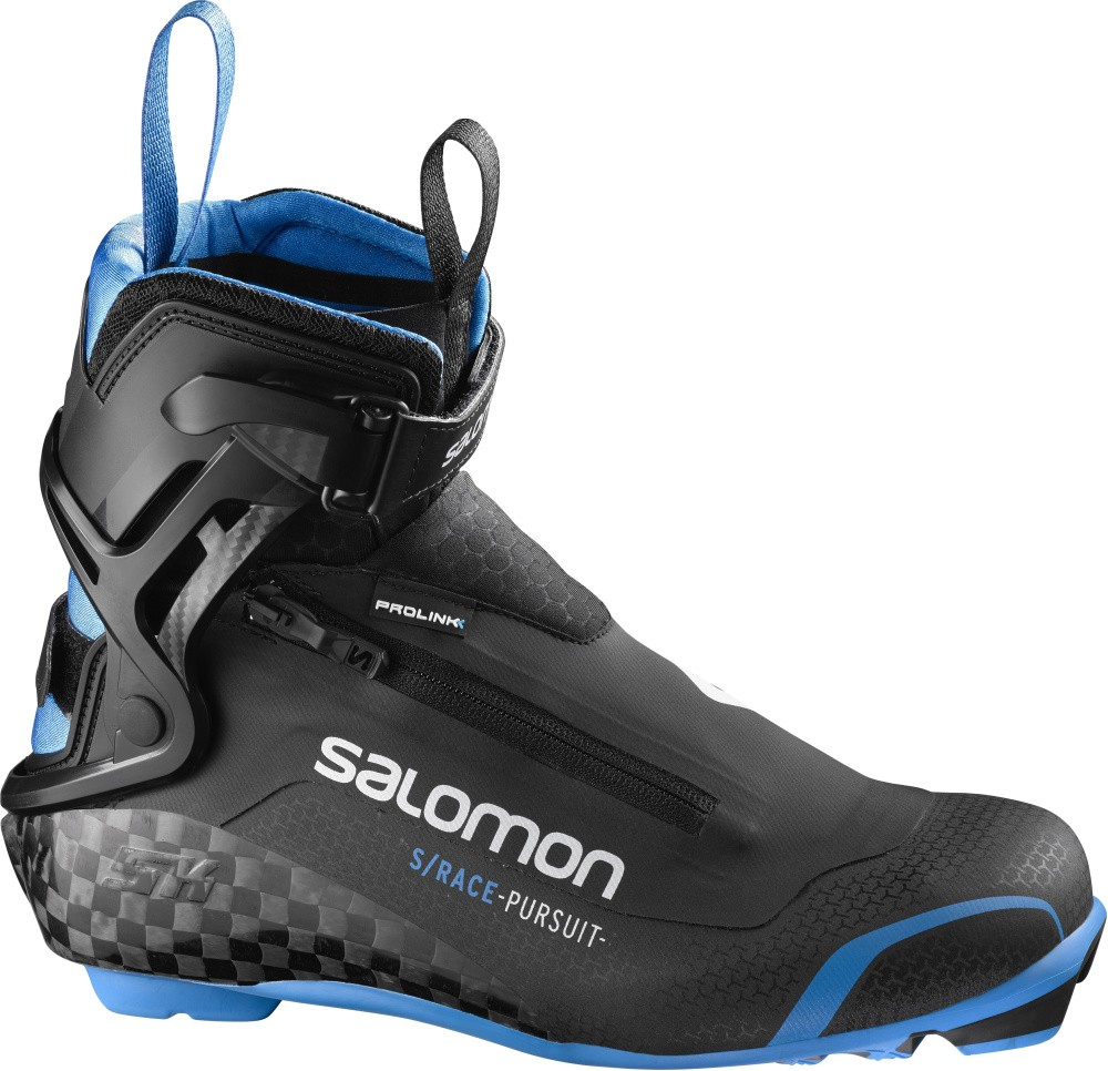 9b3f7522337 boty na běžky Salomon S Race Pursuit Prolink 17 18 empty