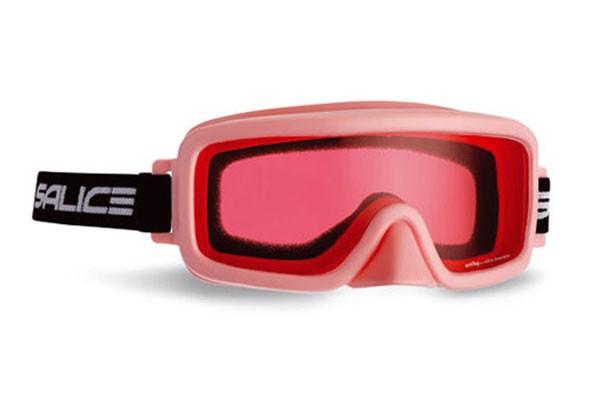 lyžařské brýle SALICE 776A dětské pink/amethyst