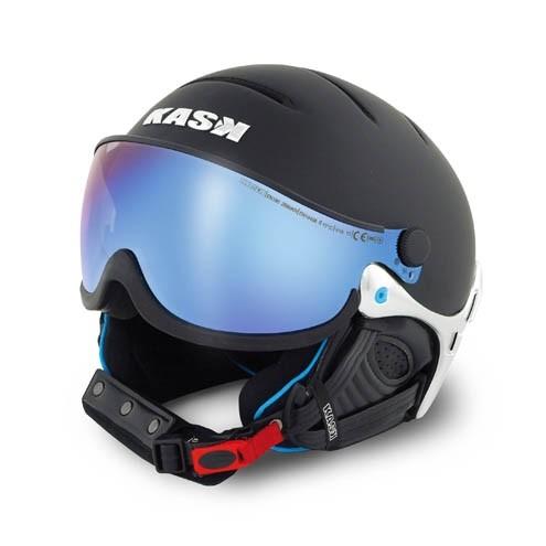 lyžařská helma KASK Piuma Elite černá vel. 55 cm poslední kus