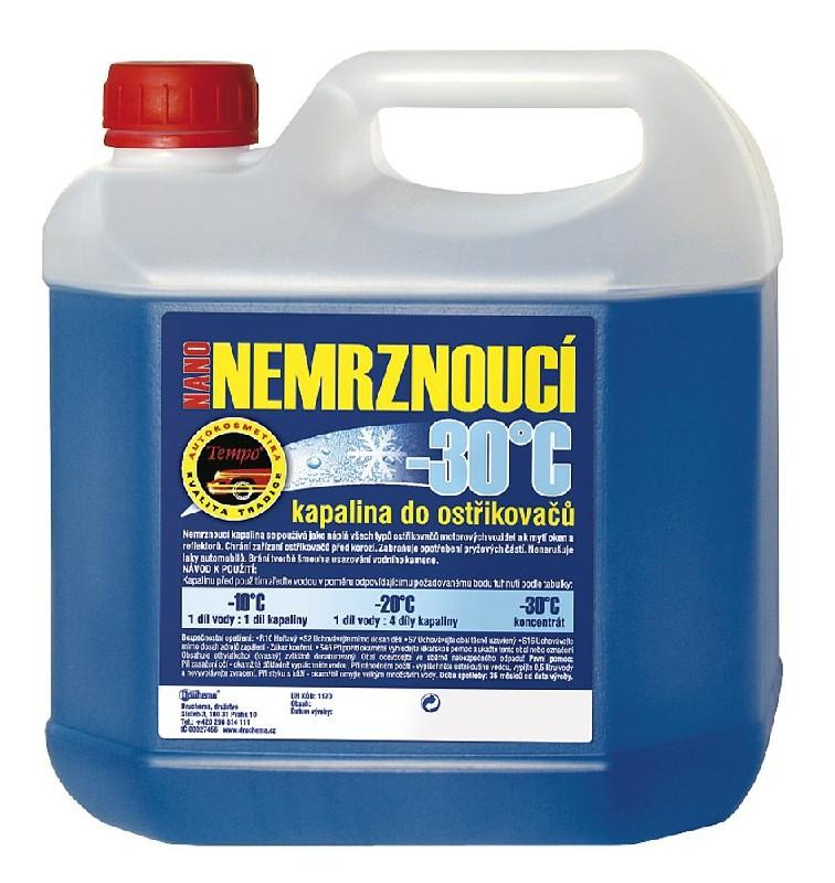 nemrznoucí kapalina DRUCHEMA 3litry