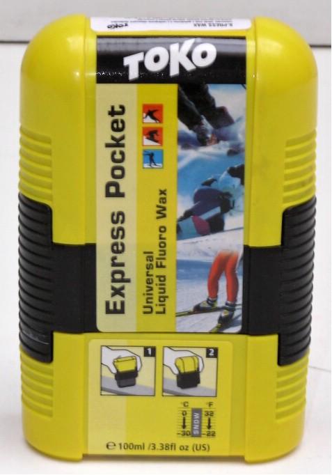vosk TOKO Express Pocket 100ml