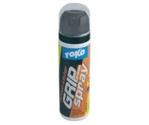 vosk TOKO Carbon Grip Spray orange
