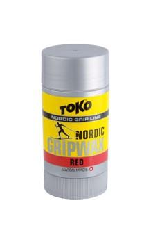 vosk TOKO Nordic Grip wax 25g červený -2/-10°