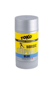 vosk TOKO Nordic Grip wax 25g modrý -7/-30°C