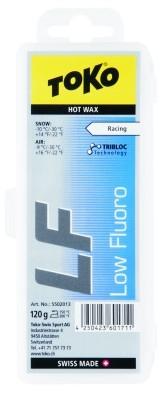 vosk TOKO LF Hot Wax 120g blue -10/-30°C