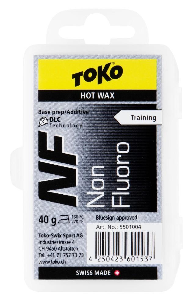 vosk TOKO NF Hot Wax black 40g