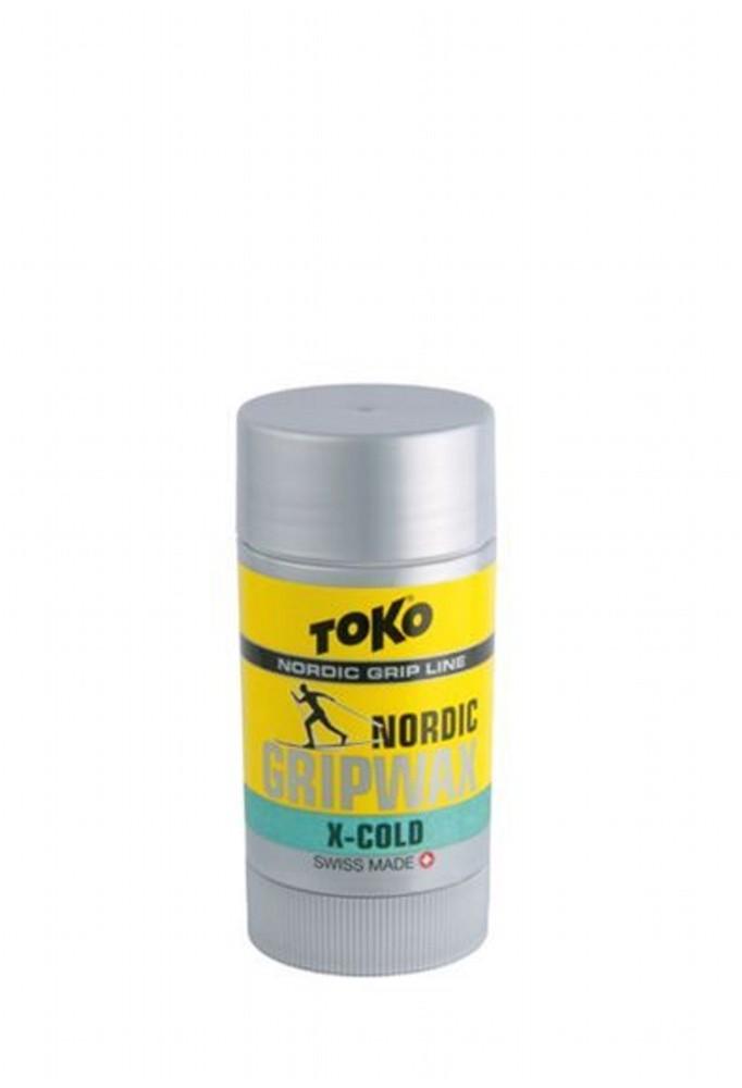 vosk TOKO Nordic Grip wax 25g X-Cold