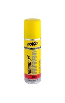 klister TOKO Nordic Gripspray 70ml red UNI -1/-8°C