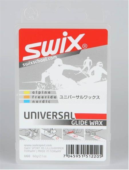 vosk SWIX U60 60g parafín universal
