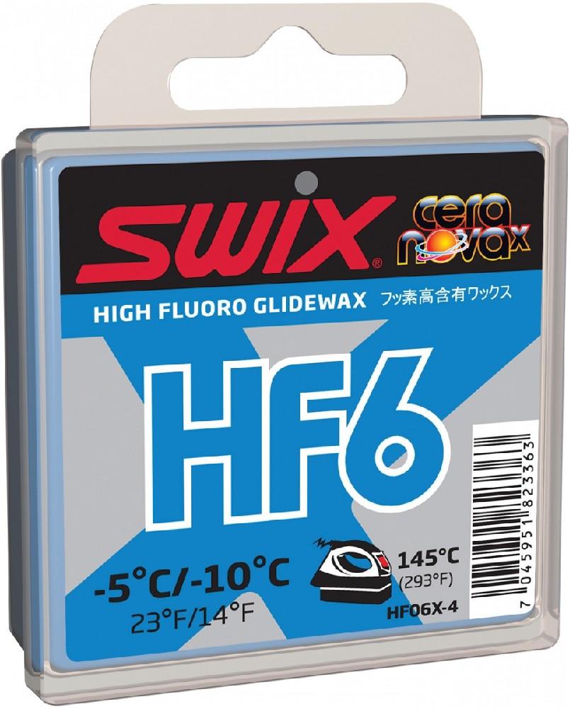 vosk SWIX HF6X 40g -5/-10°C