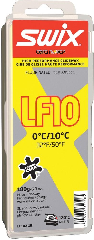 vosk SWIX LF10X 180g 0°/+10°C