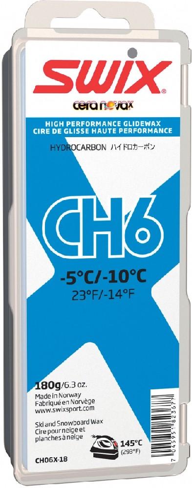 vosk SWIX CH6X 180g modrý -5/-10
