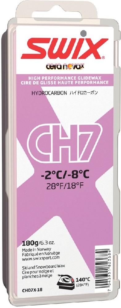 vosk SWIX CH7X 180g fialový -2°/-8°C
