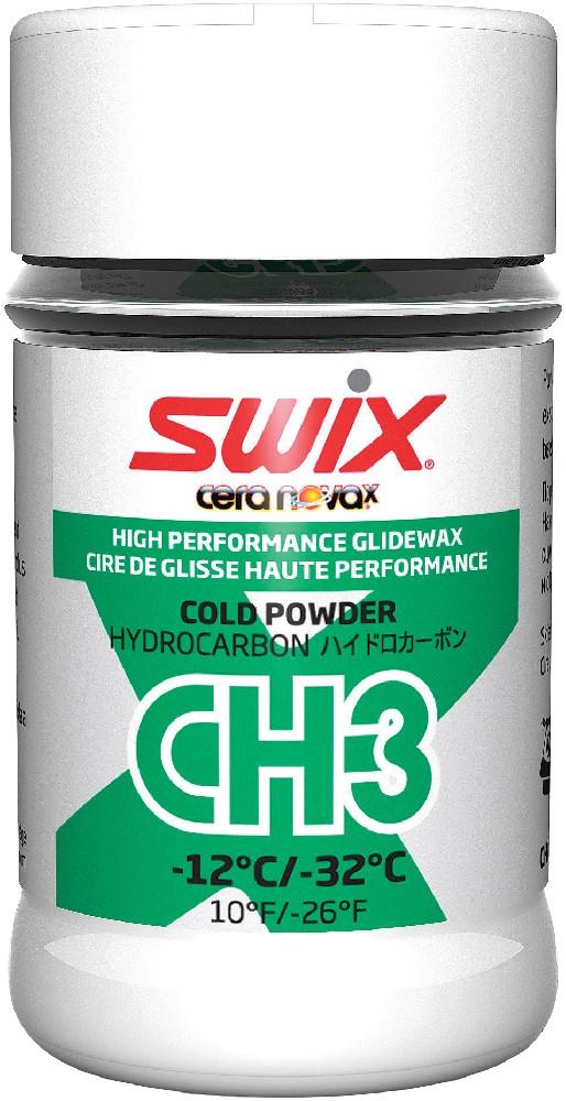 vosk SWIX CH3X 30g -12°/-32°C prášek