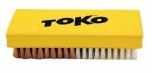 kartáč TOKO combi nylon/bronz