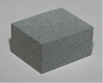 blok k odstranění grotu FK3246 40x32,5x20mm