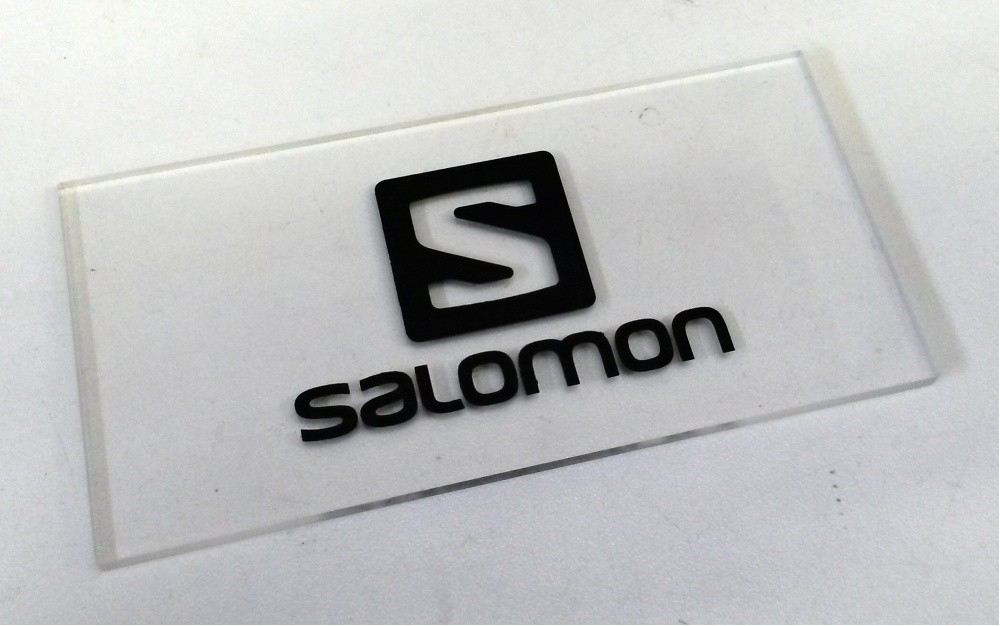 škrabka SALOMON plexi 3x60x120mm